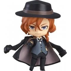 NENDOROID NO. 676 BUNGO STRAY DOGS: CHUYA NAKAHARA [GOOD SMILE COMPANY ONLINE SHOP LIMITED VER.] (RE-RUN) Orange Rouge
