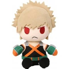 MY HERO ACADEMIA PLUSH HERO: VER. BAKUGO Movic