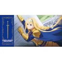 NEWTYPE RUBBER SWORD ART ONLINE -ALICIZATION- RUBBER MAT Kadokawa Shoten