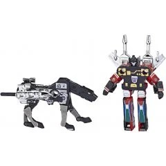 TRANSFORMERS VINTAGE G1 RAVAGE & RUMBLE Hasbro Interactive