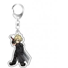 DISSIDIA FINAL FANTASY ACRYLIC KEYCHAIN: CLOUD VOL.2 (RE-RUN) Square Enix