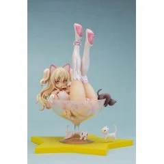 ORIGINAL CHARACTER 1/6 SCALE PRE-PAINTED FIGURE: CHIYURU ILLUSTRATION BY BLADE Sky Tube