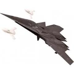 ACE COMBAT 7 SKIES UNKNOWN 1/144 SCALE MODEL KIT: ADF-11F Kotobukiya