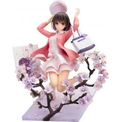 SAEKANO THE MOVIE FINALE 1/7 SCALE PRE-PAINTED FIGURE: MEGUMI KATO FIRST MEETING OUTFIT VER. Good Smile