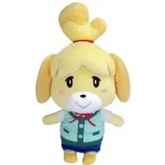 ANIMAL CROSSING PLUSH: DP04 SHIZUE L (RE-RUN) San-ei Boeki