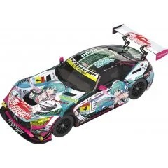 HATSUNE MIKU GT PROJECT 1/64 SCALE MINIATURE CAR: AMG 2019 SUPER GT VER. Good Smile Racing