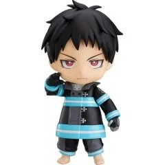 NENDOROID NO. 1235 FIRE FORCE: SHINRA KUSAKABE Orange Rouge