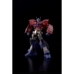 TRANSFORMERS FURAI ACTION: OPTIMUS PRIME IDW VER. Flame Toys