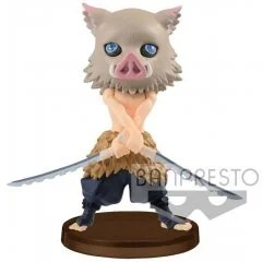 DEMON SLAYER KIMETSU NO YAIBA Q POSKET PETIT VOL.2: INOSUKE HASHIBIRA Banpresto