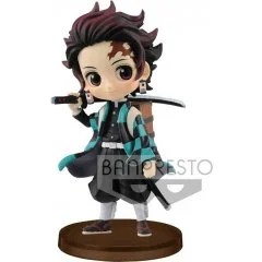 DEMON SLAYER KIMETSU NO YAIBA Q POSKET PETIT VOL.2: TANJIRO KAMADO Banpresto