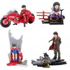 MINIQ AKIRA PART. 3 AKIRA (SET OF 6 PIECES) Kaiyodo