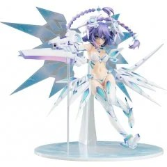 HYPERDIMENSION NEPTUNIA 1/7 SCALE PRE-PAINTED FIGURE: PURPLE HEART LILAC COOL Good Smile