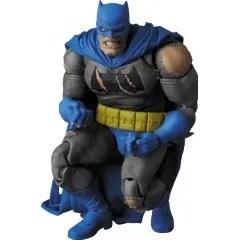 MAFEX BATMAN THE DARK KNIGHT RETURNS: BATMAN (TDKR - THE DARK KNIGHT TRIUMPHANT) Medicom