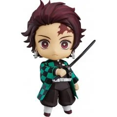NENDOROID NO. 1193 KIMETSU NO YAIBA DEMON SLAYER: TANJIRO KAMADO (2ND RELEASE) Good Smile
