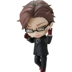 NENDOROID NO. 1255 HYPNOSIS MIC -DIVISION RAP BATTLE-: JYUTO IRUMA [GOOD SMILE COMPANY ONLINE SHOP LIMITED VER.] Freeing