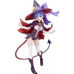 RE:ZERO STARTING LIFE IN ANOTHER WORLD 1/7 SCALE PRE-PAINTED FIGURE: REM HALLOWEEN VER. Phat Company