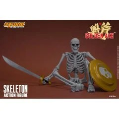 GOLDEN AXE 1/12 SCALE PRE-PAINTED ACTION FIGURE: SKELETON 2 PACKS Storm Collectibles
