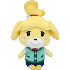 ANIMAL CROSSING ALL STAR COLLECTION PLUSH: DP01 ISABELLE (S) San-ei Boeki