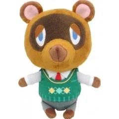 ANIMAL CROSSING ALL STAR COLLECTION PLUSH: DP03 TOM NOOK (S) San-ei Boeki