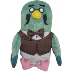 ANIMAL CROSSING ALL STAR COLLECTION PLUSH: DP11 BREWSTER (S) San-ei Boeki