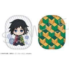 DEMON SLAYER KIMETSU NO YAIBA OSUWARI DIE-CUT CUSHION: GIYU TOMIOKA Tapioca