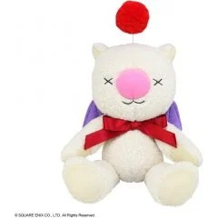 FINAL FANTASY MOFUMOFU PLUSH: MOOGLE Square Enix