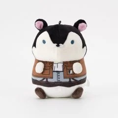 MOCHIMOCHI HAMSTER COLLECTION ATTACK ON TITAN PLUSH: LEVI Broccoli