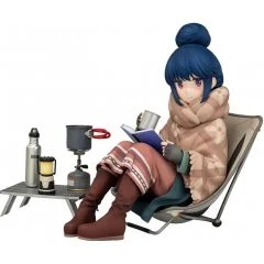 LAID-BACK CAMP 1/7 SCALE PRE-PAINTED FIGURE: RIN SHIMA Wing