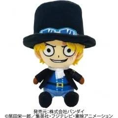 ONE PIECE CHIBI PLUSH: SABO Tamashii (Bandai Toys)