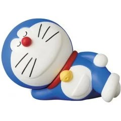 ULTRA DETAIL FIGURE NO. 549 FUJIKO F FUJIO WORKS SERIES 14 DORAEMON: NAPPING DORAEMON Medicom