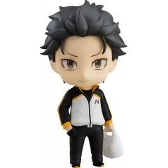 NENDOROID NO. 1251 RE:ZERO -STARTING LIFE IN ANOTHER WORLD-: SUBARU NATSUKI [GSC ONLINE SHOP EXCLUSIVE VER.] Good Smile