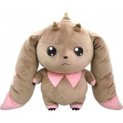 DIGIMON TAMERS MOCHIFUWA CUSHION DGZ06: LOPMON (RE-RUN) San-ei Boeki