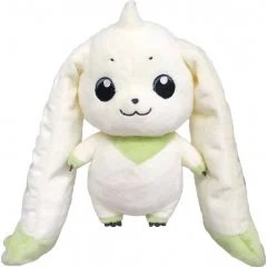 DIGIMON TAMERS PLUSH DG14: TERRIERMON (S) (RE-RUN) San-ei Boeki