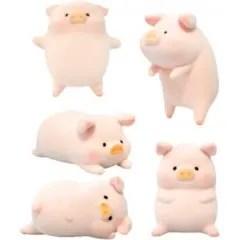 TOYZEROPLUS X CICI'S STORY PIGGY LULU BASIC SERIES (SET OF 12 PIECES) Toyzeroplus