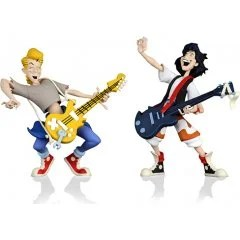 "BILL AND TED'S EXCELLENT ADVENTURE 6"" SCALE ACTION FIGURE: TOONY CLASSICS BILL AND TED (2-PACK) NECA"