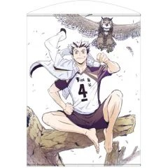 HAIKYU!! TO THE TOP 100CM WALL SCROLL: KOTARO BOKUTO (RE-RUN) Cospa