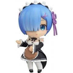NENDOROID NO. 663 RE:ZERO -STARTING LIFE IN ANOTHER WORLD-: REM (RE-RUN) Good Smile