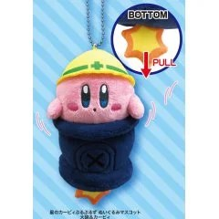 KIRBY'S DREAM LAND BURUBURUZU PLUSH MASCOT 2: CANNON & KIRBY Eikoh