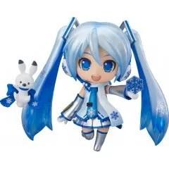NENDOROID NO. 1319 CHARACTER VOCAL SERIES 01 HATSUNE MIKU: HATSUNE MIKU SNOW MIKU 2.0 [GSC ONLINE SHOP EXCLUSIVE VER.] Good Smile