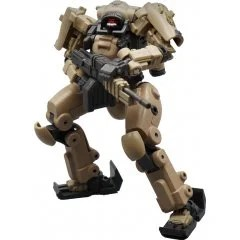 STELLAR KNIGHTS 1/60 SCALE ACTION FIGURE: AGS-02 S.A.S EW-53 STALKER DESERT COLORING VER. Mechanic Toys