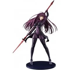 FATE/GRAND ORDER 1/7 SCALE PRE-PAINTED FIGURE: LANCER / SCATHACH (RE-RUN) Plum