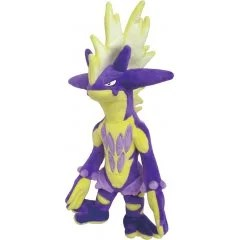 POCKET MONSTERS ALL STAR COLLECTION PP156: TOXTRICITY AMPED FORM (S) San-ei Boeki