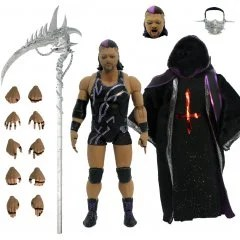NEW JAPAN PRO-WRESTLING ULTIMATE 7-INCH ACTION FIGURE: EVIL Super7