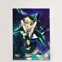 SENKI ZESSHO SYMPHOGEAR XV ORIGINAL ILLUSTRATION B2 WALL SCROLL: KIRIKA Hobby Stock