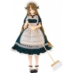 EX CUTE FAMILY 1/6 SCALE FASHION DOLL: FUKA LOYAL MAID Azone