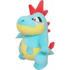 POCKET MONSTERS ALL STAR COLLECTION PP171: CROCONAW (S) San-ei Boeki