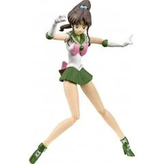S.H.FIGUARTS SAILOR MOON: SAILOR JUPITER -ANIMATION COLOR EDITION- Tamashii (Bandai Toys)