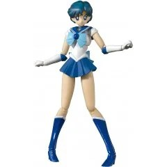 S.H.FIGUARTS SAILOR MOON: SAILOR MERCURY -ANIMATION COLOR EDITION- Tamashii (Bandai Toys)