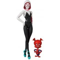 MAFEX SPIDER-MAN INTO THE SPIDER-VERSE: SPIDER-GWEN (GWEN STACY) Medicom