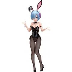 RE:ZERO STARTING LIFE IN ANOTHER WORLD 1/4 SCALE PRE-PAINTED FIGURE: REM BUNNY VER. 2ND Freeing
